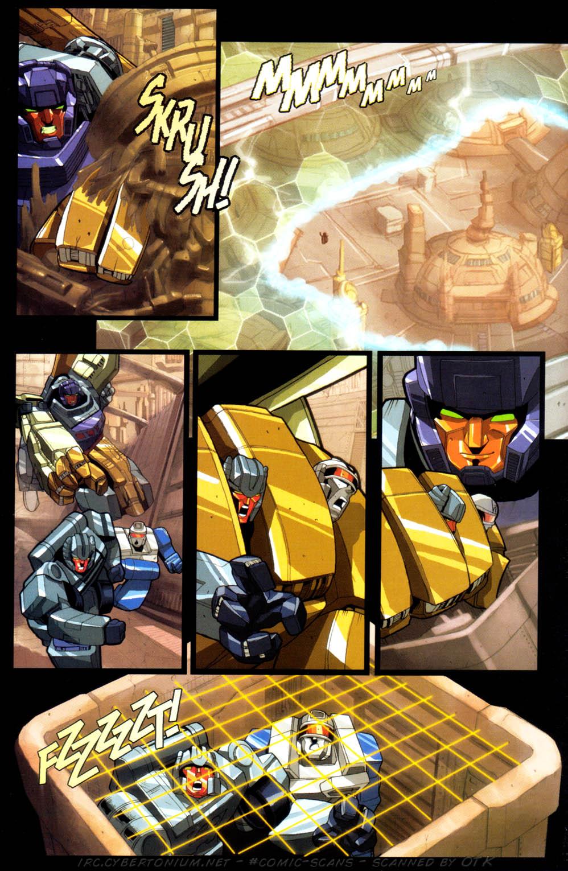 Read online Transformers Armada comic -  Issue #1 - 22