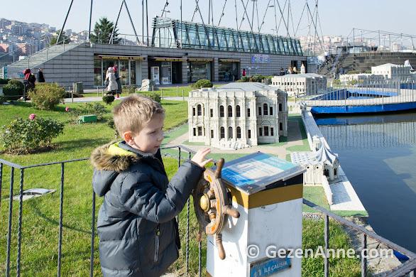 İstanbul çocuk eğlence merkezleri, Miniatürk