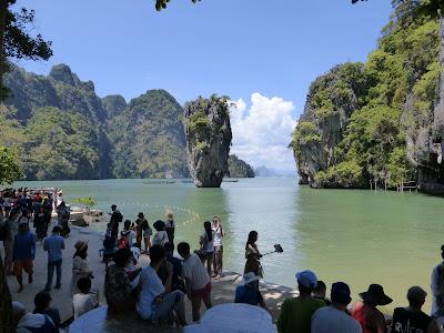 Ko Tapu, Isla de James Bond, Tailandia, La vuelta al mundo de Asun y Ricardo, vuelta al mundo, round the world, mundoporlibre.com