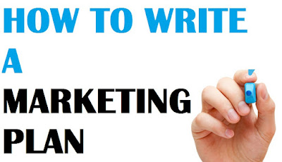 Creating a marketing plan sample template