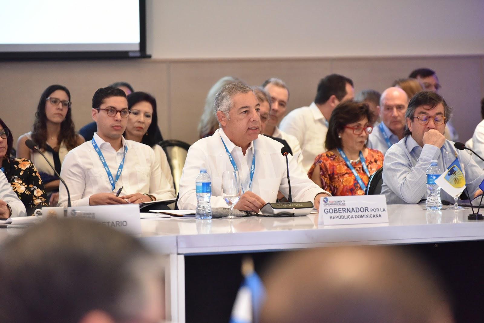 VIDEO: BID, gran aliado de República Dominicana, da apertura a XXXII Reunión de Gobernadores en Punta Cana