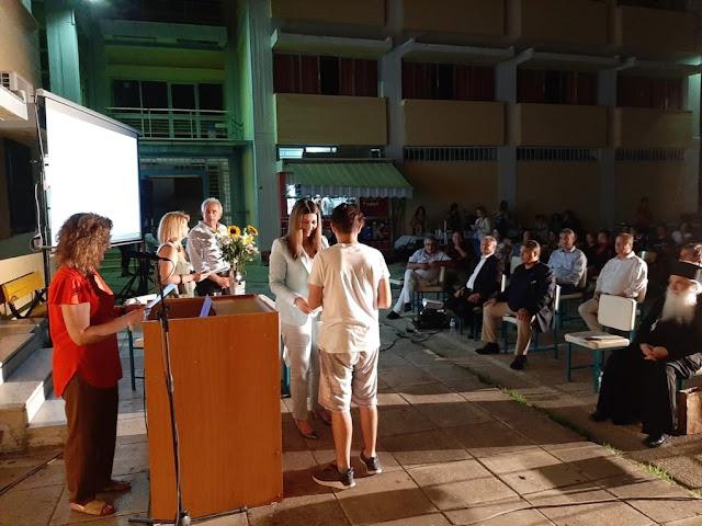 Παρουσία της Υφυπουργού Παιδείας έγινε η αποφοίτηση των μαθητών του 1ου ΕΠΑΛ Άργους