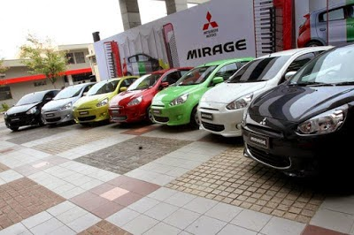 Promo Mitsubishi Mirage