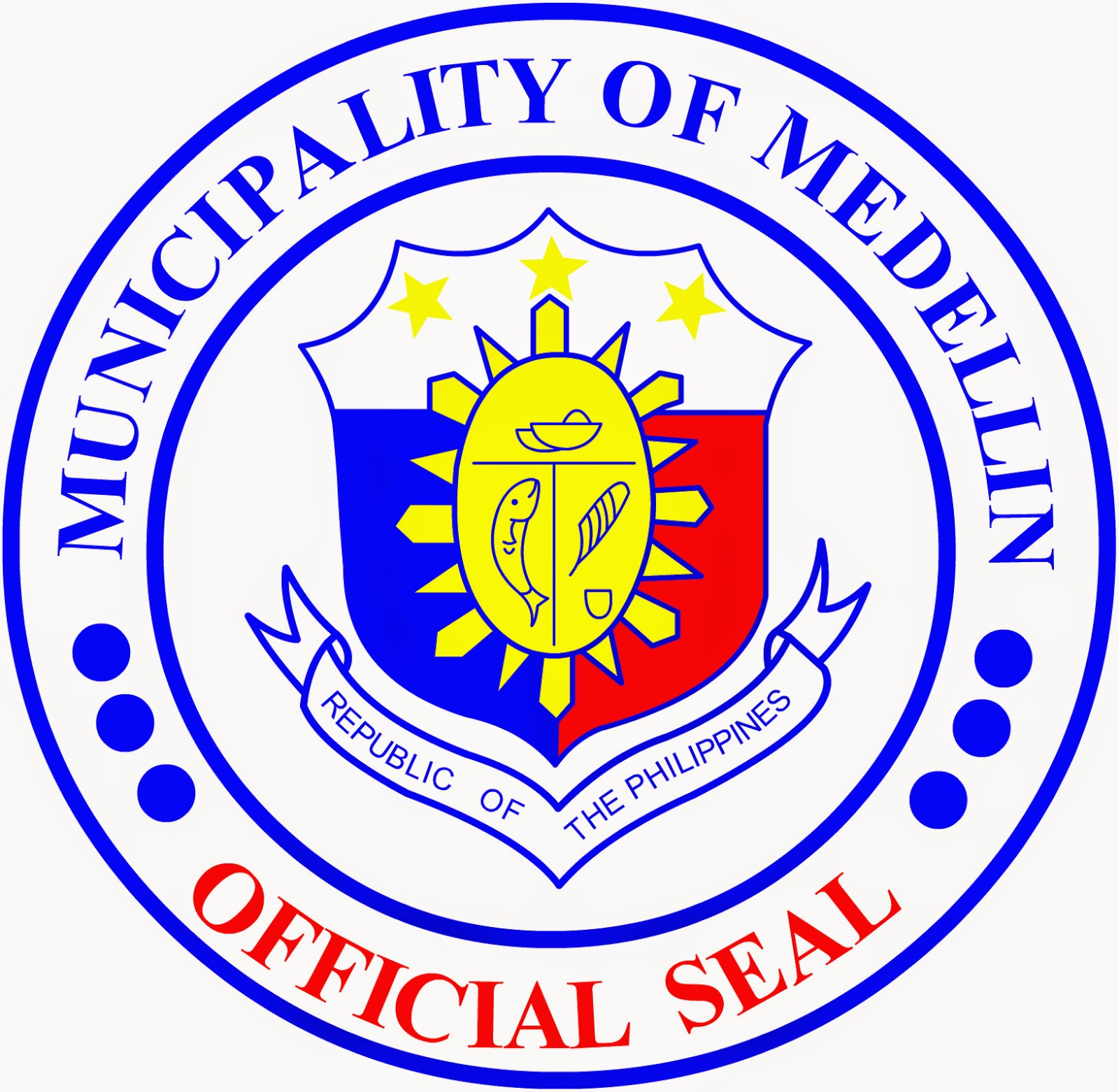 Municipality of Medellin Official Seal