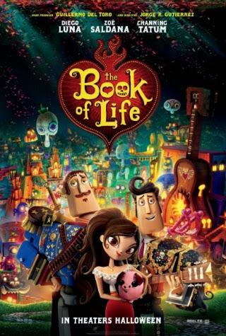 The Book Of Life [2014] [DVD9] [NTSC] [Latino]