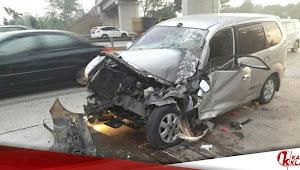Warga Desa Klambu Jadi Korban Kecelakaan Di Tol Cipali, 1 Kritis dan 2 Terluka Parah