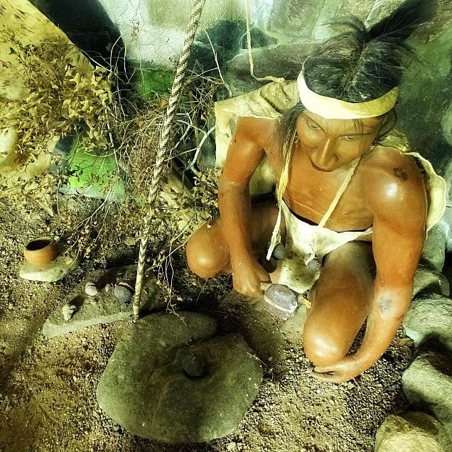 Museo Indígena, Chuy