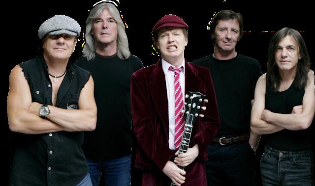 Un Clásico: AC/DC - You Shook Me All Night Long (Video)