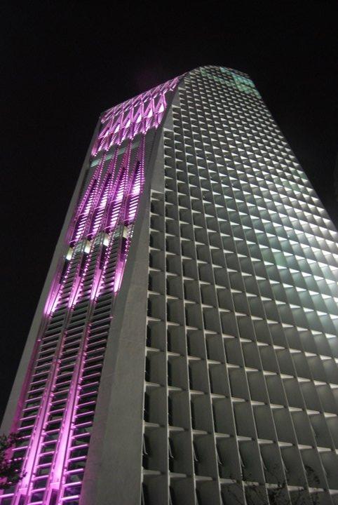 Jafri Merican Architect 4g9 Tower Facade Lighting