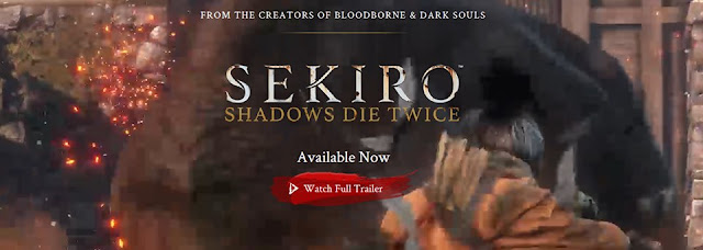 تحميل لعبة Sekiro: Shadows Die Twice للاندرويد والحاسوب