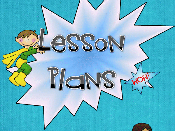 More Lesson Plan Covers *Updated*