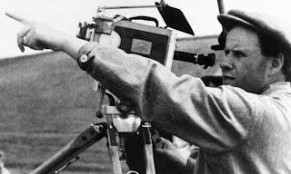 Sergei Eisenstein durante un rodaje