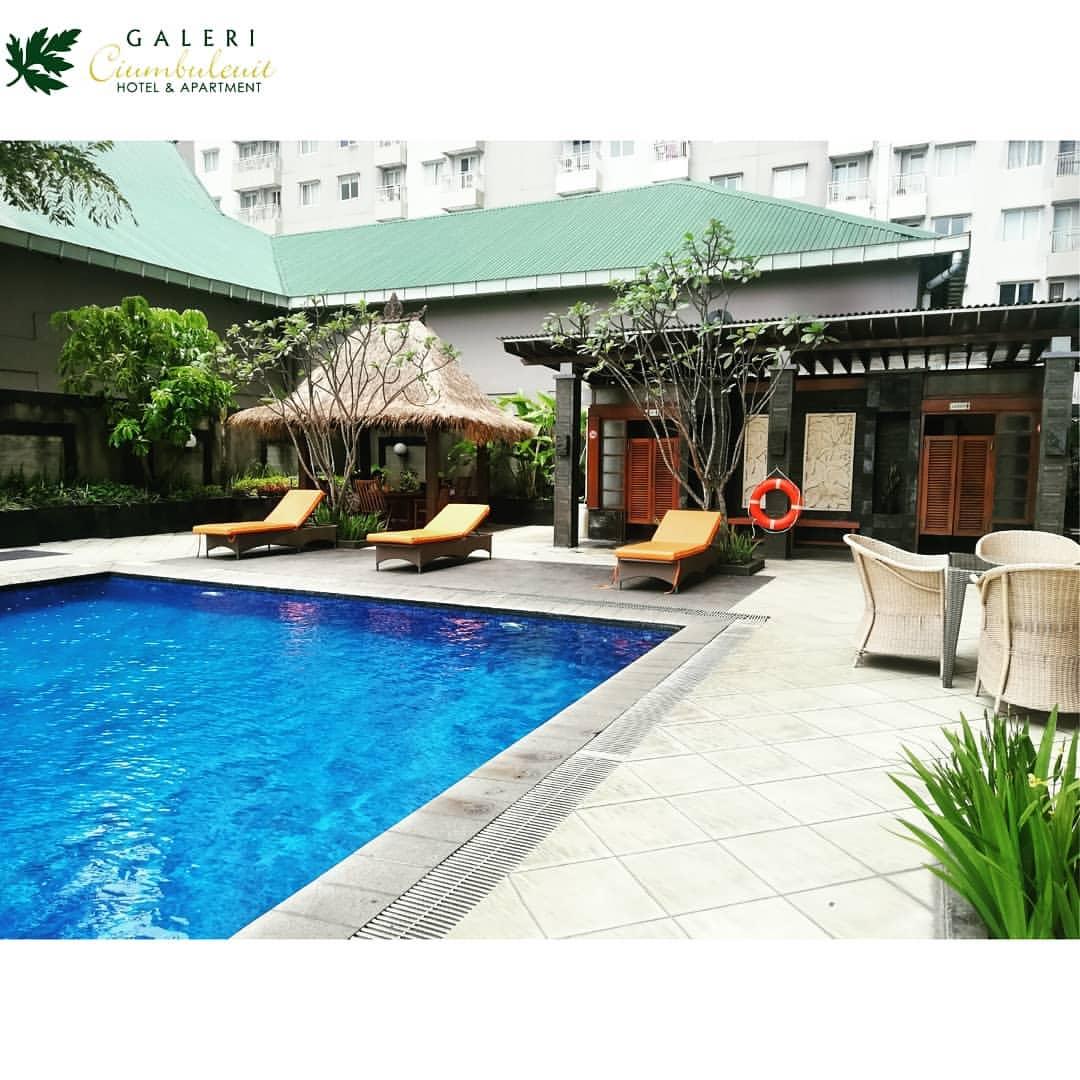 Swimming Pool Galeri Ciumbuleuit Hotel Bandung