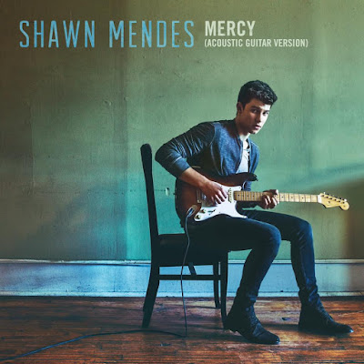 "Shawn Mendes Unveils Acoustic Version Of ""Mercy"""
