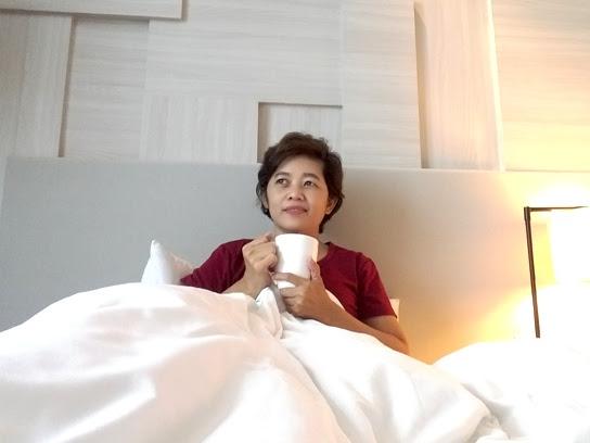 Nyamannya Menginap di Hotel Crowne Plaza Bandung, Bikin Lupa Pulang