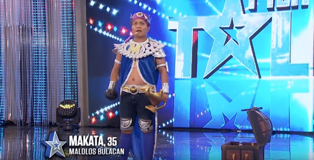 Bulacan Pride 'Makata' Leave The Judges In Awe By His Amazing Talent In Poetry!