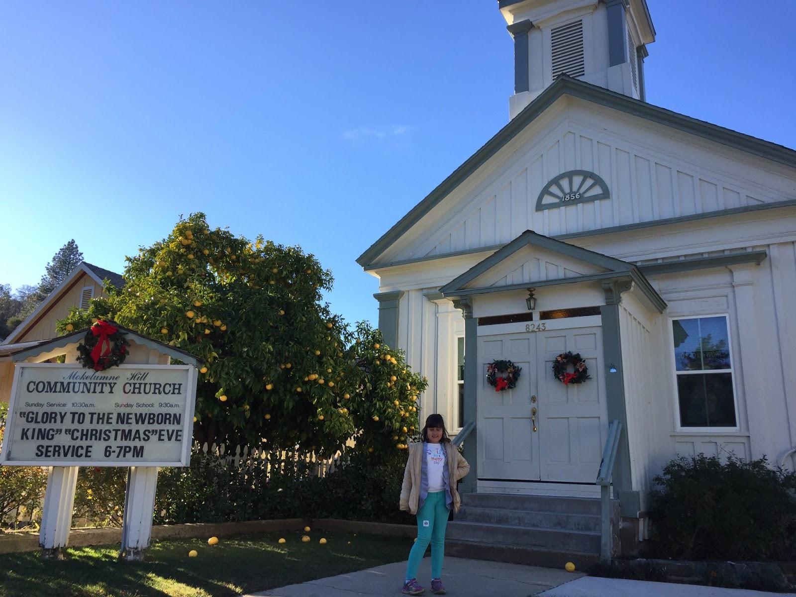 Finishing Up Calaveras County - 12/31/2014 | Libi's California Adventure