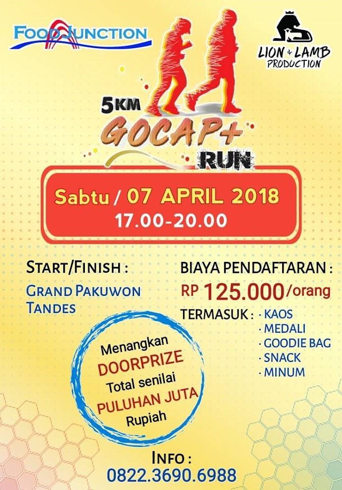 Gocap+ Run • 2018