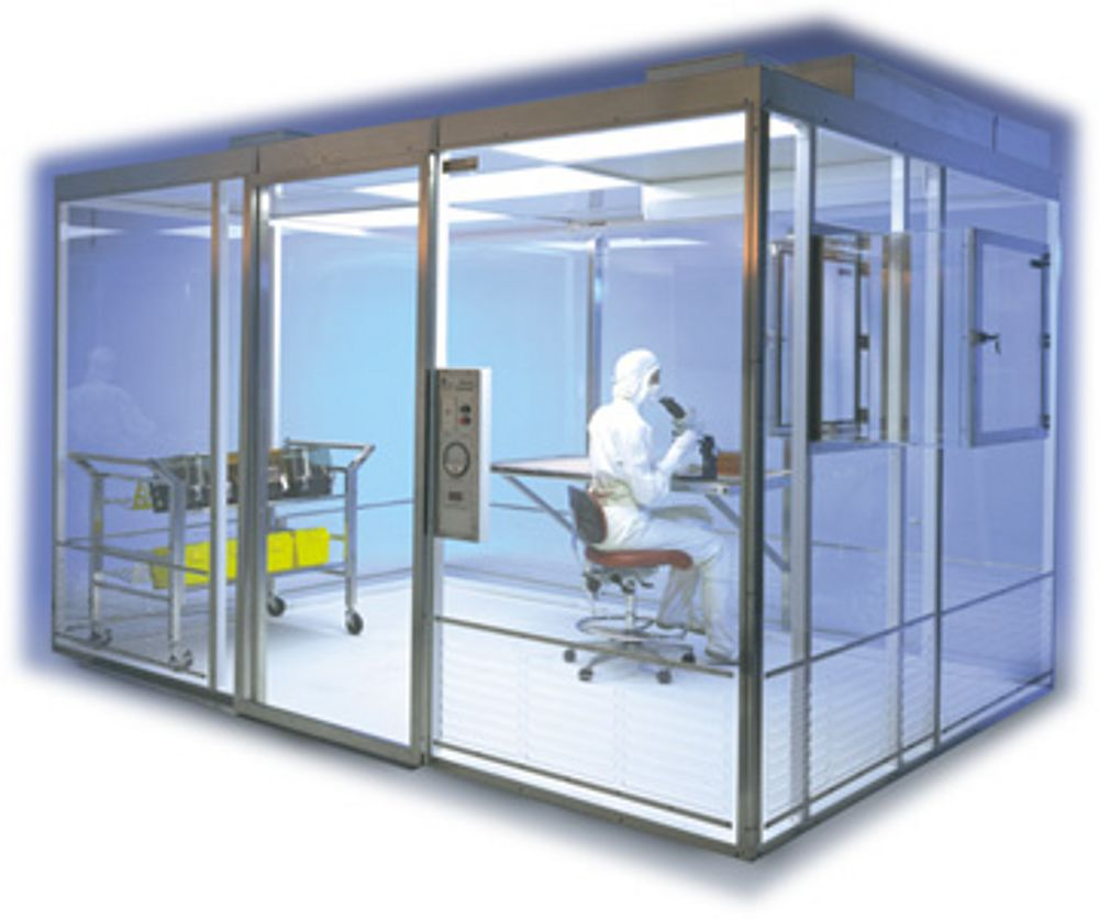 Clean Room: Pharmaceutical Microbiology