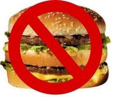 Jangan Konsumsi Makanan Tidak Sehat