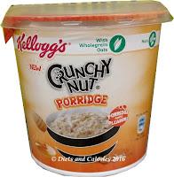Kellogg's Crunchy Nut Porridge