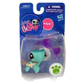 Littlest Pet Shop Singles Sea Turtle (#2097) Pet