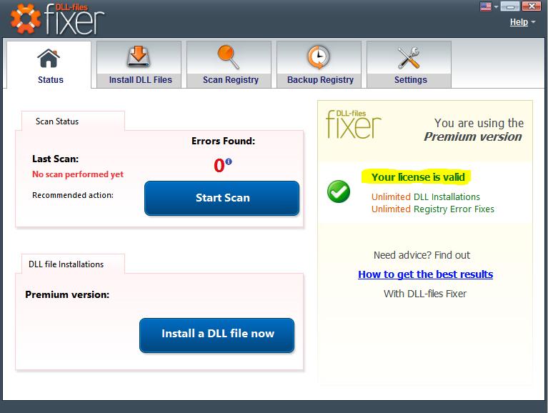 DLL-Files Fixer Premium 3 3 90 3079 Portable PREACTIVATED