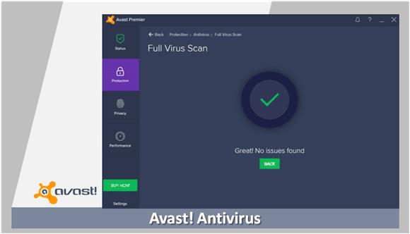 antivirus terbaik untuk laptop windows 10, 8, 7 gratis