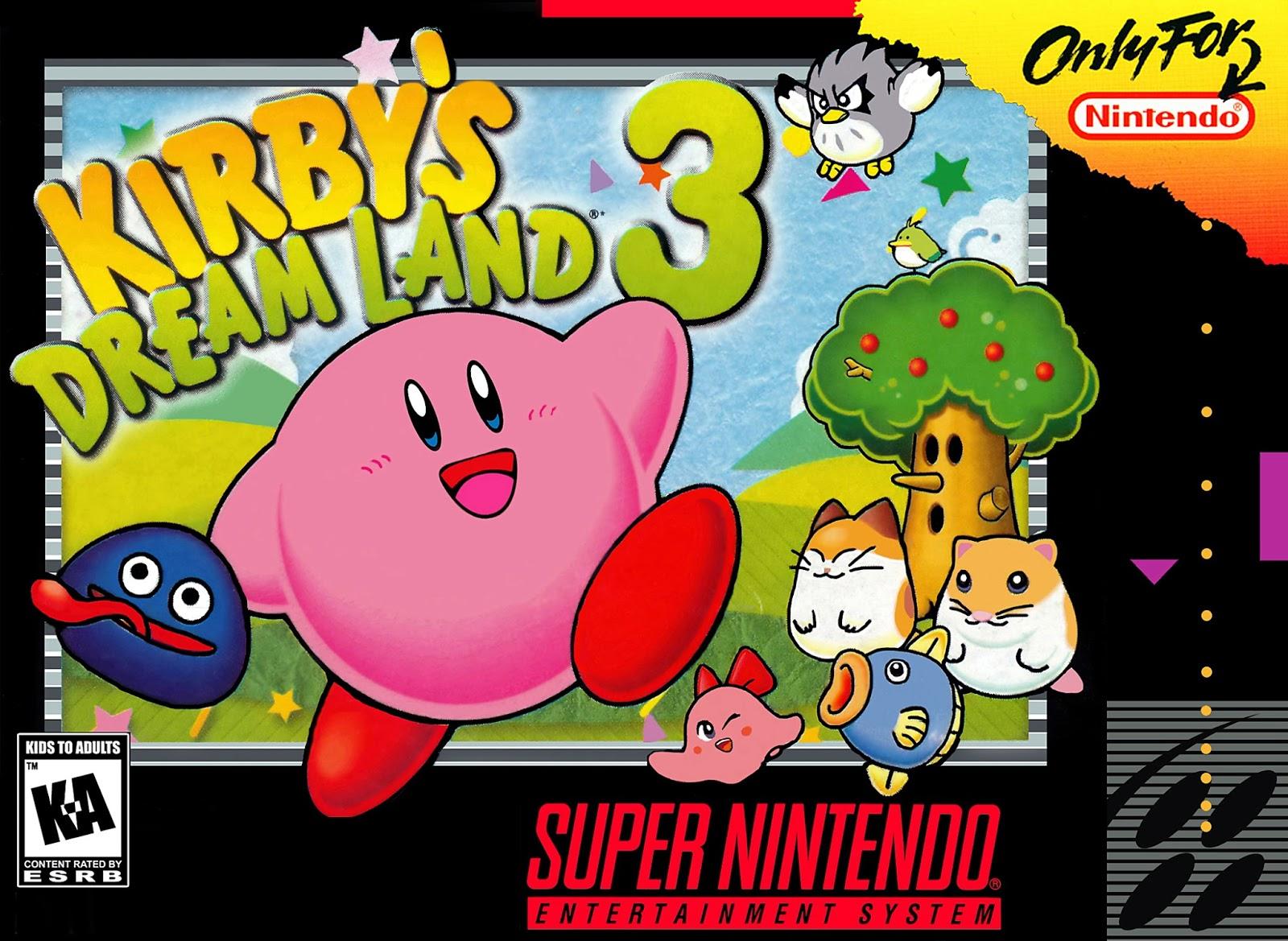 Kirby Super Star Ultra Nintendo DS Box Art Cover by ... |Kirby Super Star Box