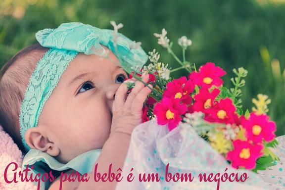Artigos para bebê é um bom negócio