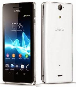 Harga hp Sony Xperia V
