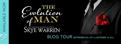 Blog Tour — Review: The Evolution of Man by Skye Warren