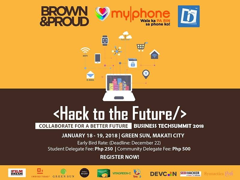 MyPhone TechSummit 2018 Happening This January