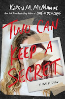 https://www.goodreads.com/book/show/38225791-two-can-keep-a-secret