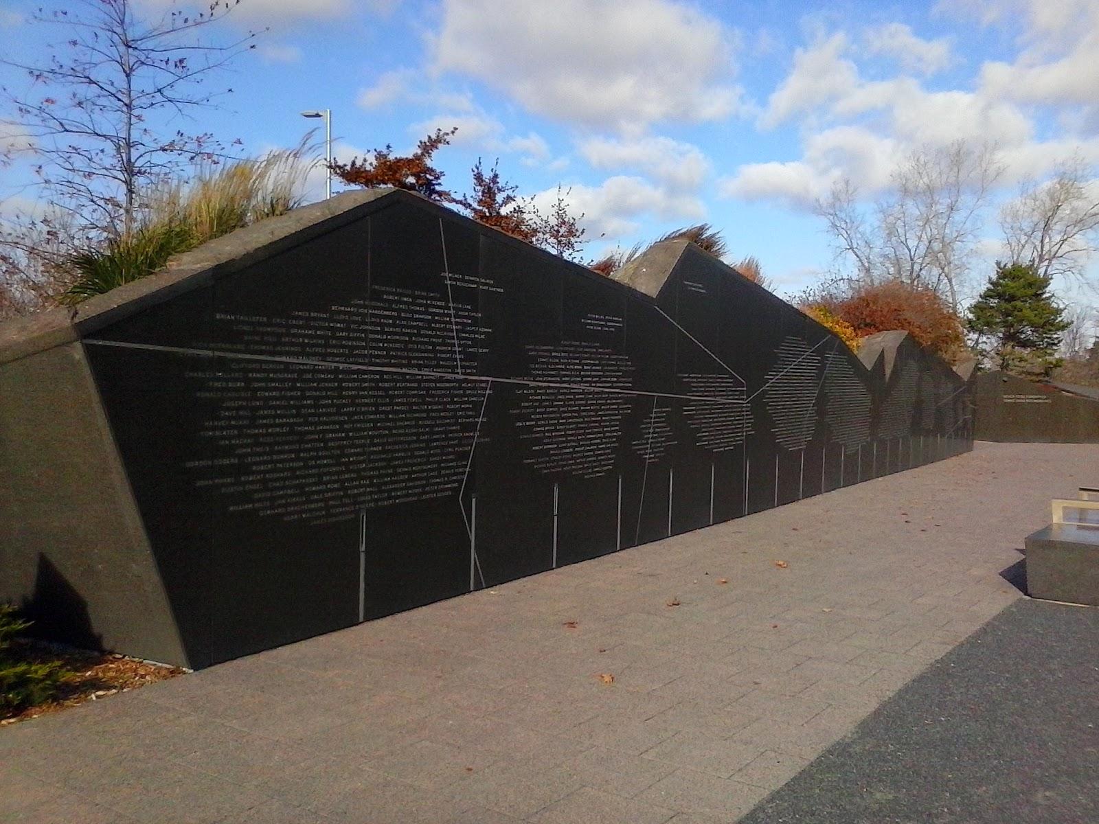 Ottawa Daily Photo: Memorial Vantages