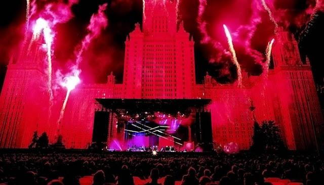 Inilah Enam Konser Dengan Jumlah Penonton Terbanyak Di Dunia