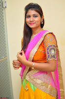 Lucky Sree in dasling Pink Saree and Orange Choli DSC 0367 1600x1063.JPG