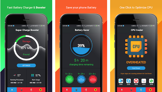 Download Battery Master & Junk Cleaner Pro v1.1 Android