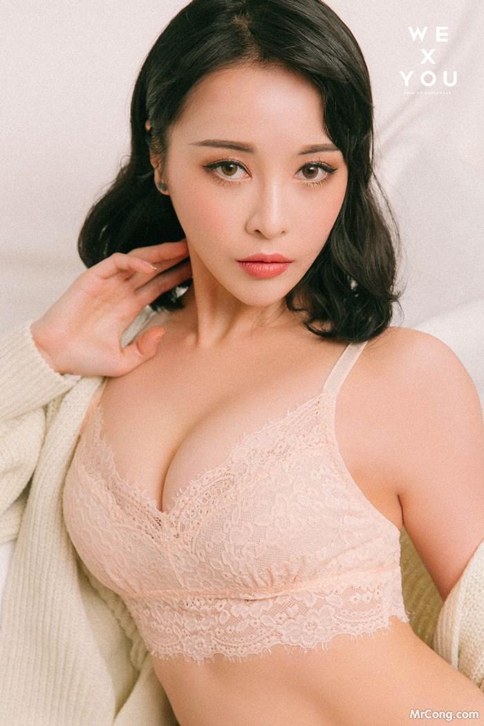 Image Korean-Model-Ryu-Hyeonju-012018-MrCong.com-047 in post Người đẹp Ryu Hyeonju trong bộ ảnh nội y tháng 01/2018 (161 ảnh)
