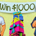 Win $1000 in the Swagbucks Birthday Bash plus a code
