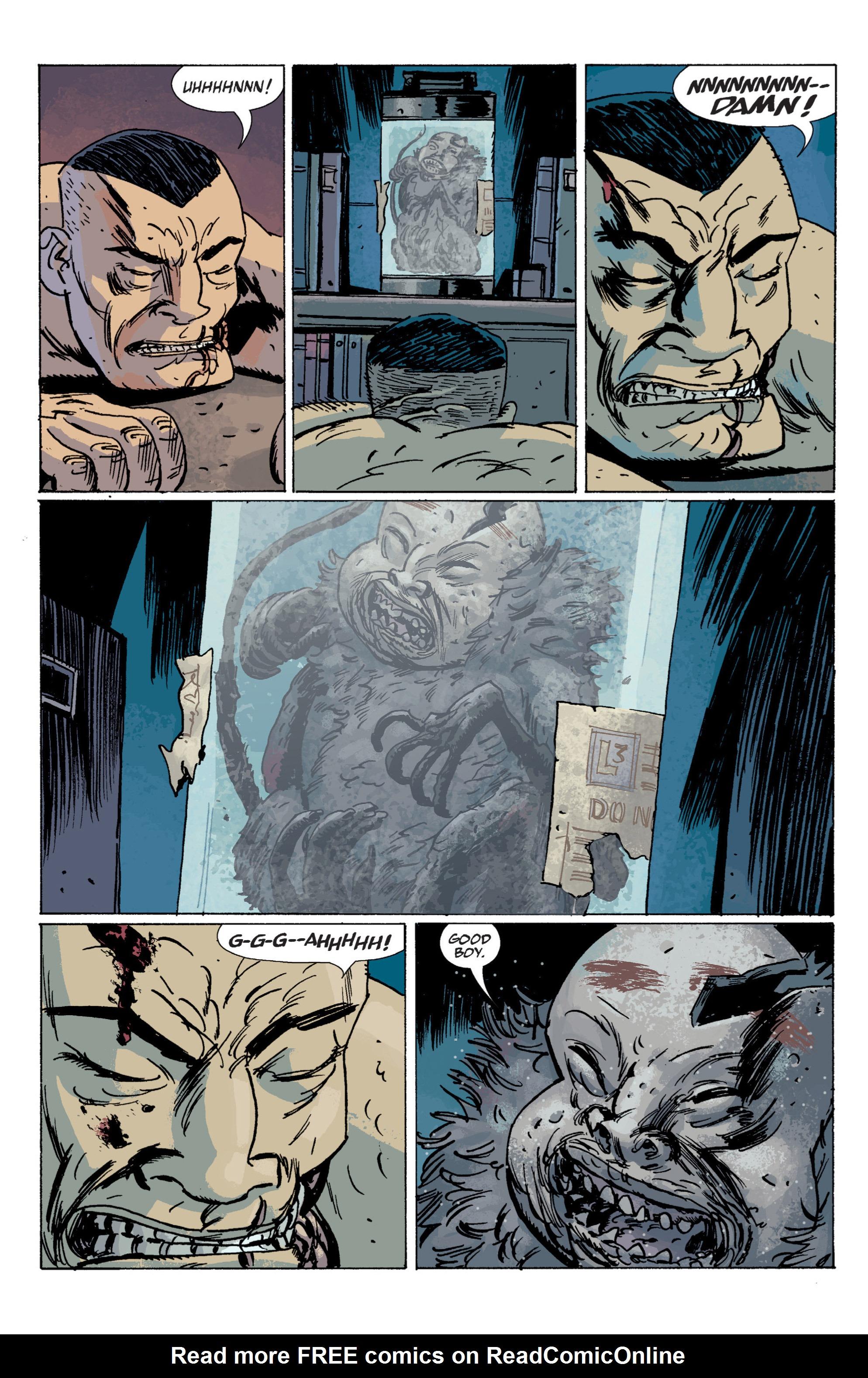 Read online B.P.R.D. (2003) comic -  Issue # TPB 7 - 19
