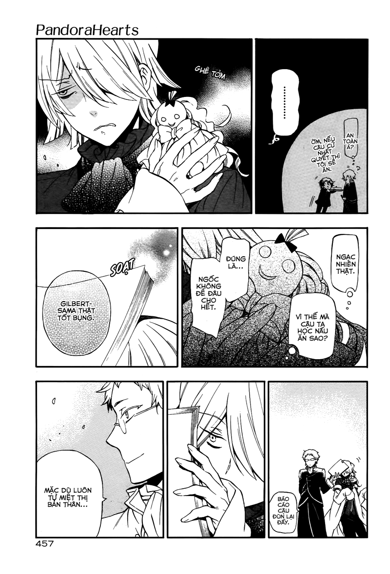 Pandora Hearts chương 080.5 - extra episode: it makes all kinds trang 17
