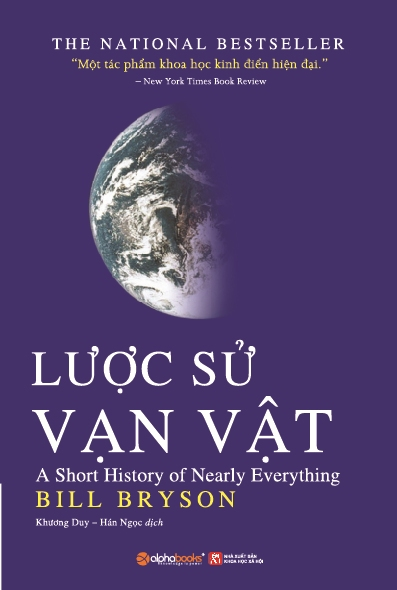 Lược sử vạn vật- A Short History of Nearly Everything