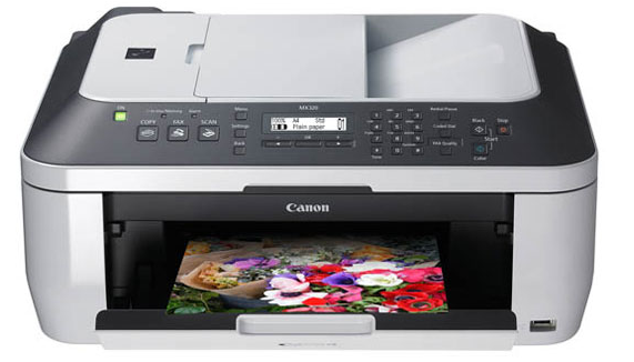 Download Canon PIXMA MX320 Driver
