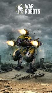 pursuer descargar fondo war robots gratis