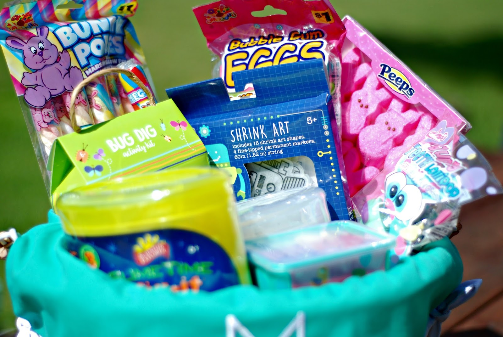 Easter basket link up hall around texas i found so many activity kits in the target dollar spot that i know he will love here is how i am filling his basket this year negle Gallery