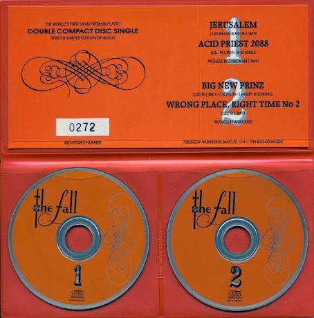 http://www.discogs.com/Fall-Jerusalem-Acid-Priest-2088-Big-New-Prinz-Wrong-Place-Right-Time-No-2/release/1315930