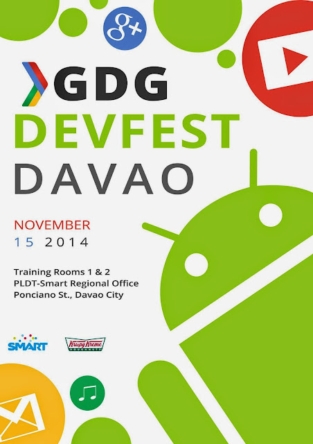 Google Developer Group Davao: GDG DevFest Davao 2014