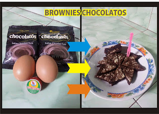 Resep Brownies Chocolatos Simpel dan enak ala ommasakom blog