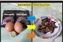 Resep Brownis Chocolatos Simpel dan Enak